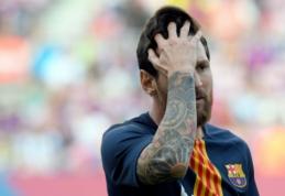 FIFA geriausių metų futbolininkų trejetas - ir vėl be L. Messi