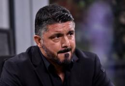 "G. Gattuso: ""Nesame gera komanda"""