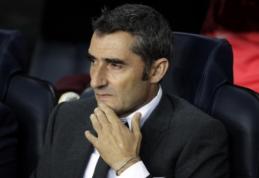 """E. Valverde: """"Visiškai apribojome """"Inter"""" galimybes žaisti mūsų aikštės pusėje"""""""