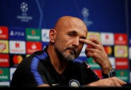 """L. Spalletti: """"Tai, kad """"Barcai"""" nepadės Messi, nesuteikia mums progos galvoti apie pergalę"""""""