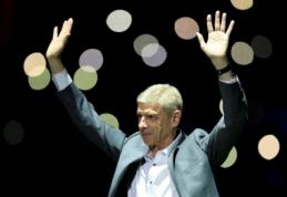 """A. Wengeras susidomėjo galimybe tapti """"Bayern"""" treneriu"""