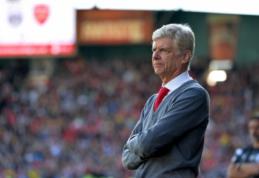 A. Wengerui yra siūlomas darbas PSG klube