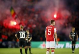 """PSG ir """"Crvena Zvezda"""" septynių įvarčių fiestos epicentre - galimas sutartų rungtynių atvejis"""