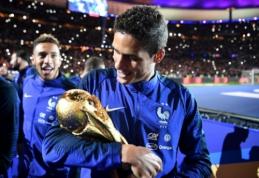 """P. Dybala: """"Pagal logiką, """"Ballon d'Or"""" apdovanojimas turėtų atitekti Varane"""""""