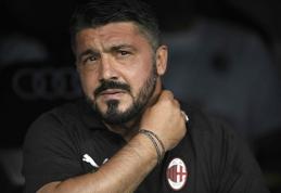 """G.Gattuso: """"Komandai reikia laiko"""""""