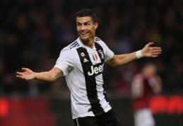 """""""Milan"""" susidomėjimą C. Ronaldo atskleidęs M. Fassone: """"Jis norėjo išvykti dar 2017 metais"""""""
