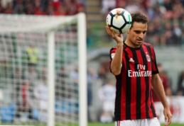 """Milan"" visam sezonui neteko saugo G. Bonaventuros"