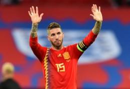 Kai futbolo negana: S. Ramoso žirgas tapo pasaulio čempionu
