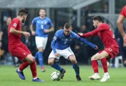 Tautų lyga: Italija ir Portugalijoje išsiskyrė be įvarčių