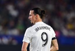 """Įsibėgėja derybos dėl Z.Ibrahimovičiaus sugrįžimo į """"Milan"""""""