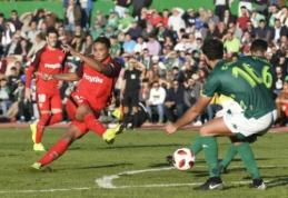 """Karaliaus taurė: """"Sevilla"""" neįveikė trečios lygos klubo"""