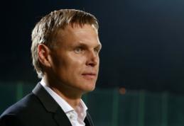 Lietuvos futbolo federacija netrukus atsisveikins su E. Jankausku