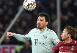 """Bayern"" neprieštarauja parduoti M.Hummelsą, bet ragina paskubėti"