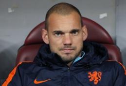 """W. Sneijderis apie galimą """"Real"""" iškritimą iš ČL: """"Ajax"""" turi puikius šansus"""