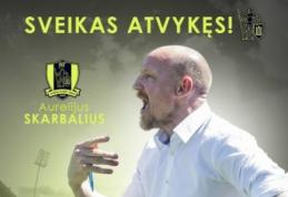 "A. Skarbalius vadovaus ""Trakams"""