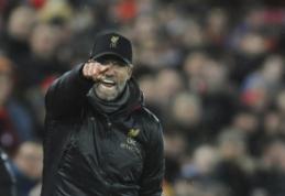"""Prieš būsimą susirėmimą su """"Bayern"""" – J. Kloppui nepalanki statistika"""