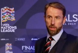 G. Southgate'as triumfavo BBC geriausio trenerio rinkimuose