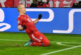Aiškėja galima kita A. Robbeno karjeros stotelė