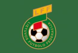 Prasidėjo atranka į Lietuvos vyrų ir U-21 rinktinių trenerių pozicijas