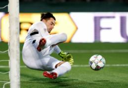 Trys rinktinės futbolininkai pretenduoja tapti populiariausiais metų sportininkais
