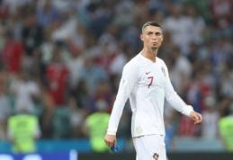 Lietuvos rinktinė sužinojo savo tvarkaraštį, C. Ronaldo atvykimo teks palaukti