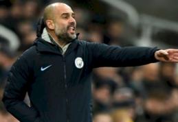 """P. Guardiola po košmariškos nakties Niukasle: """"Mūsų laukia tikras iššūkis"""""""