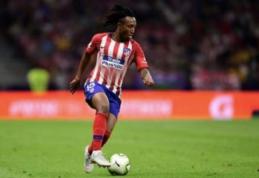 """""""Atletico"""" nepritapęs G. Martinsas išvyksta į """"Monaco"""""""