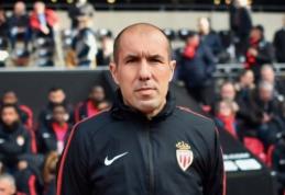 """Išvykstantį T. Henry """"Monaco"""" klube pakeis... L. Jardimas?"""