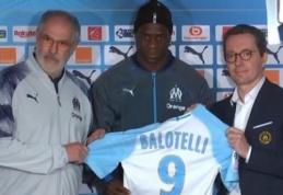 "Oficialu: M. Balotelli iki sezono pabaigos išvyksta į ""Marseille"""