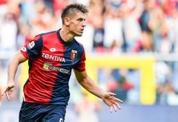 """""""Genoa"""" direktorius: K.Piatekas per 48 valandas taps """"Milan"""" žaidėju"""