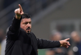 G. Gattuso suspenduotas vienerioms rungtymėms