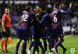 """Karaliaus taurėje – netikėta """"Barcelona"""" ekipos nesėkmė"""