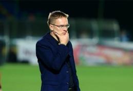 V. Dambrauskas atmetė pasiūlymą tapti Lietuvos rinktinės treneriu