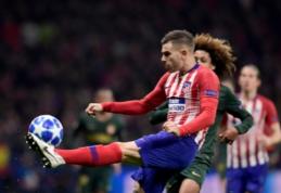 """B. Pavardas ragina L. Hernandezą persikelti į """"Bayern"""" ekipą"""