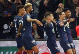 Prancūzijos taurėje - užtikrinta PSG pergalė