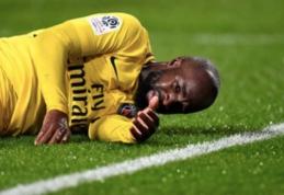 PSG nutraukė sutartį su L. Diarra