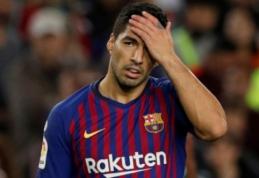 E. Valverde nesijaudina dėl L. Suarezo įvarčių sausros