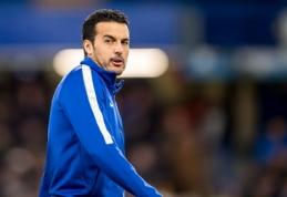"""Pedro: """"Dabar svarbiausia yra išlikti ramiems"""""""