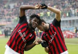 """""""Milan"""" spjovė į FFP ir tapo žiemos išlaidūnų čempionu"""