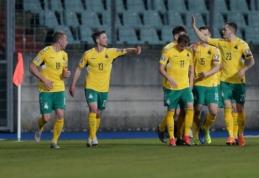 EČ atrankos startas: Liuksemburgas pranoko Lietuvos futbolininkus