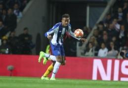 """Oficialu: Madrido """"Real"""" už 50 mln. eurų įsigijo """"Porto"""" gynėją"""