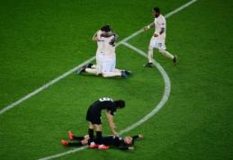 """Paryžius verkia: Nukraujavęs """"Man Utd"""" iš Čempionų lygos eliminavo PSG futbolininkus"""