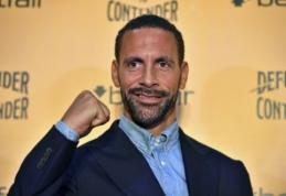 """R. Ferdinandas sulaukė pasiūlymo užimti sporto direktoriaus pareigas """"Man Utd"""" klube"""