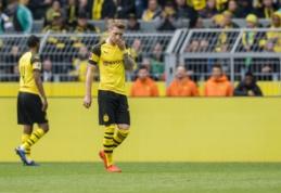 M. Reusas sulaukė dviejų rungtynių diskvalifikacijos