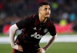 A.Sanchezas viliojamas sugrįžti į Italiją