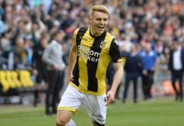 """""""Ajax"""" iš Madrido """"Real"""" nori persivilioti M. Odegaardą"""