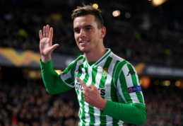 """Oficialu: """"Real Betis"""" iš PSG perpirko G. Lo Celso kontraktą"""