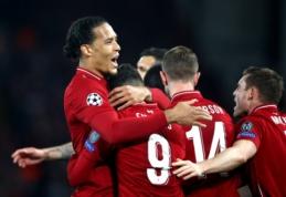 """Triuškinantis smūgis """"Liverpool"""": gali ilgam netekti vieno iš lyderių"""