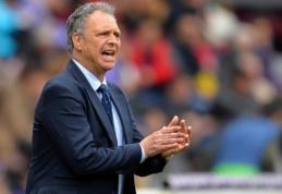 """""""Sevilla"""" treneris po pergalės pasidalijo sukrėčiančia žinia"""
