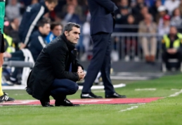 """E. Valverde: """"Kova dėl titulo dar nesibaigė"""""""